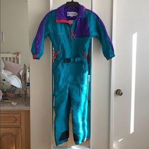 Columbia Ski Suit snowsuit one piece size M
